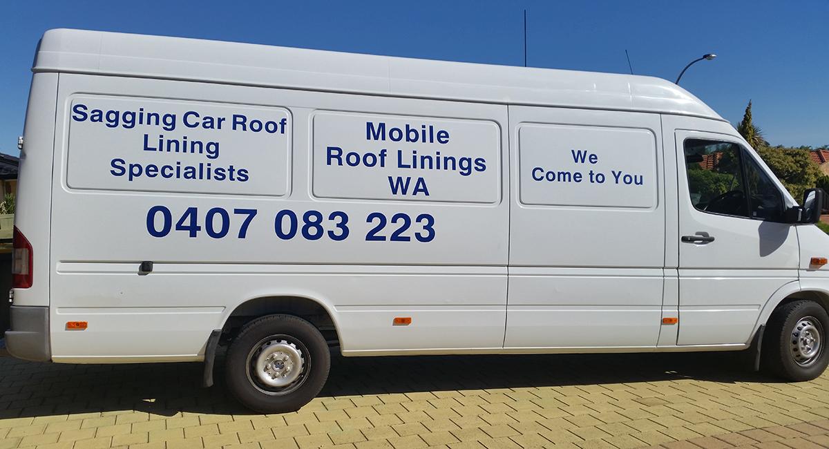 Mobile Roof Linings Wa Car Roof Lining Repair Perth